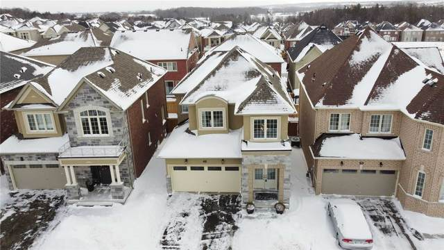 49 William Luck Ave, East Gwillimbury, ON L9N 0S1 (MLS #N5128036) :: Forest Hill Real Estate Inc Brokerage Barrie Innisfil Orillia
