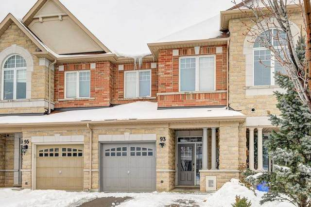 93 Southdown Ave, Vaughan, ON L6A 4N4 (#N5128102) :: The Johnson Team