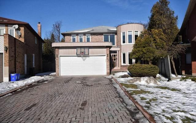 36 Kimbergate Way, Vaughan, ON L4J 6R4 (MLS #N5128169) :: Forest Hill Real Estate Inc Brokerage Barrie Innisfil Orillia