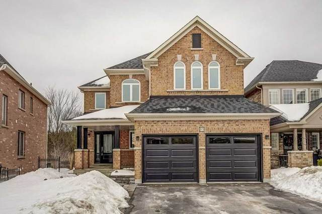 93 Verdi Rd, Richmond Hill, ON L4E 4P6 (#N5128174) :: The Johnson Team