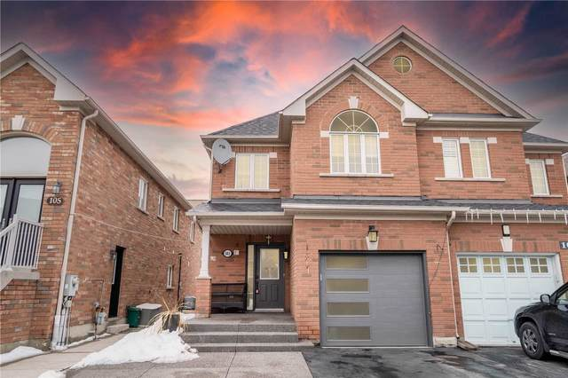 103 Andes Cres, Vaughan, ON L4H 3H3 (MLS #N5128247) :: Forest Hill Real Estate Inc Brokerage Barrie Innisfil Orillia