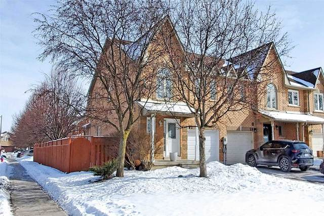 61 Silverdart Cres, Richmond Hill, ON L4E 3T8 (#N5128270) :: The Johnson Team