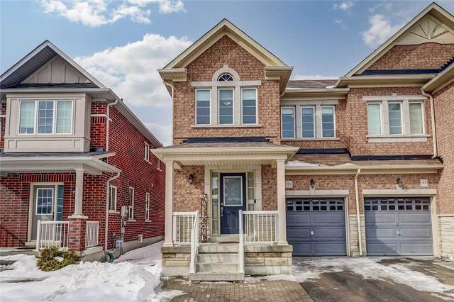 51 James Mccullough Rd, Whitchurch-Stouffville, ON L4A 0Z3 (#N5128290) :: The Johnson Team
