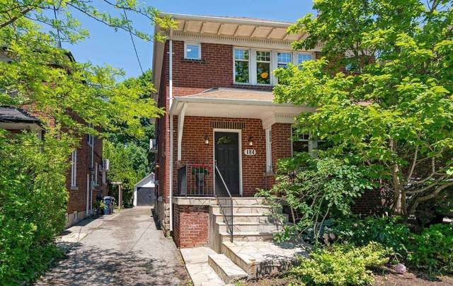 184 Lawrence Ave, Richmond Hill, ON L4C 1Z5 (#N5128434) :: The Johnson Team
