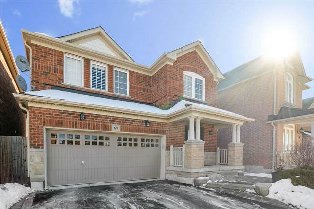 68 Hiram Johnson Rd, Whitchurch-Stouffville, ON L4A 0J1 (#N5128471) :: The Johnson Team