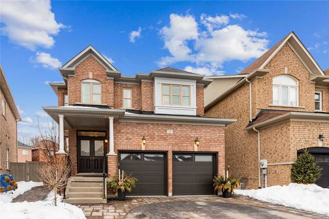 52 Ken Wagg Cres, Whitchurch-Stouffville, ON L4A 0J7 (#N5128597) :: The Johnson Team
