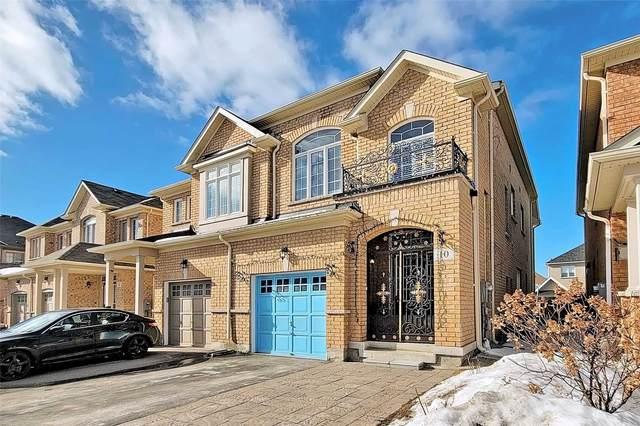 10 Memon Pl, Markham, ON L6E 0R9 (MLS #N5128871) :: Forest Hill Real Estate Inc Brokerage Barrie Innisfil Orillia