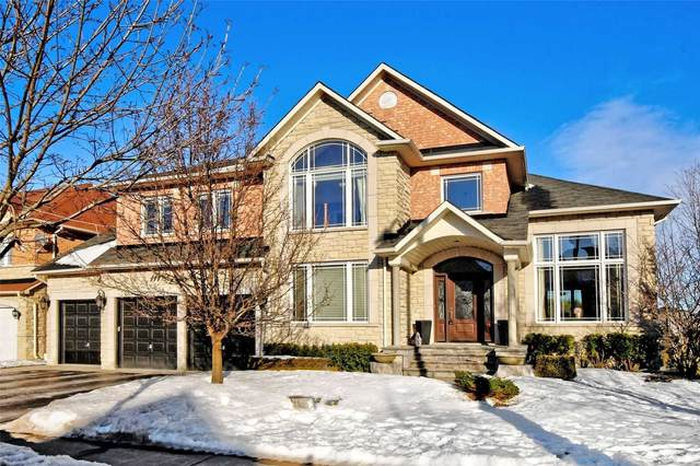 111 Ivy Jay Cres, Aurora, ON L4G 0E9 (MLS #N5129004) :: Forest Hill Real Estate Inc Brokerage Barrie Innisfil Orillia