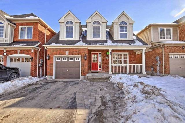 19 Harry Sanders Ave, Whitchurch-Stouffville, ON L4A 0J8 (#N5129200) :: The Johnson Team