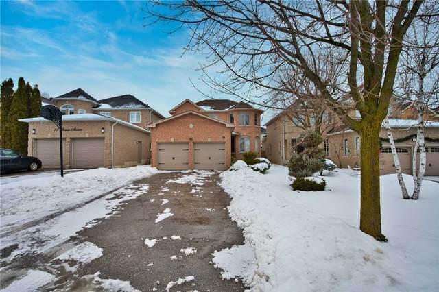 16 Armon Ave, Vaughan, ON L4J 8B1 (MLS #N5129422) :: Forest Hill Real Estate Inc Brokerage Barrie Innisfil Orillia