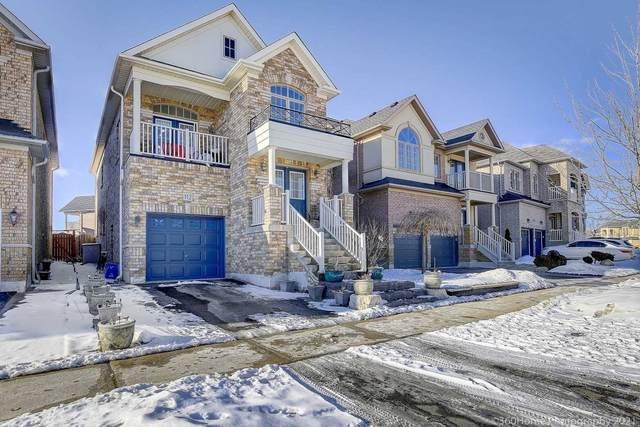112 Peak Point Blvd, Vaughan, ON L6A 0C1 (MLS #N5129587) :: Forest Hill Real Estate Inc Brokerage Barrie Innisfil Orillia