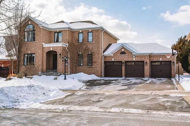 22 Foot Hills Rd, Vaughan, ON L6A 2V6 (MLS #N5129635) :: Forest Hill Real Estate Inc Brokerage Barrie Innisfil Orillia