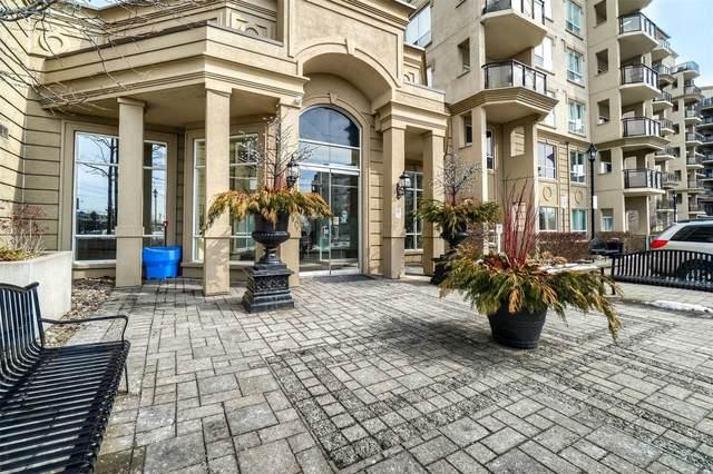 8 Maison Parc Crt #617, Vaughan, ON L4J 9K5 (MLS #N5129646) :: Forest Hill Real Estate Inc Brokerage Barrie Innisfil Orillia