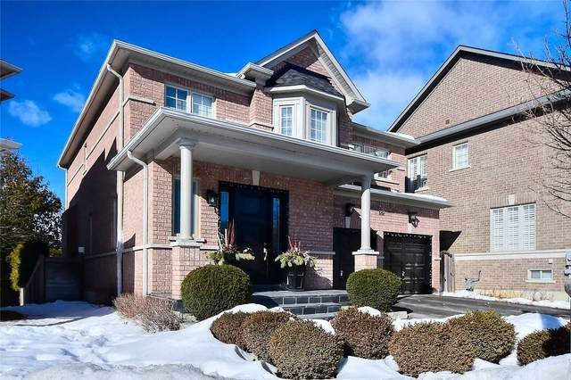 22 Eva Grove Crt, Whitchurch-Stouffville, ON L4A 0S4 (#N5129674) :: The Johnson Team