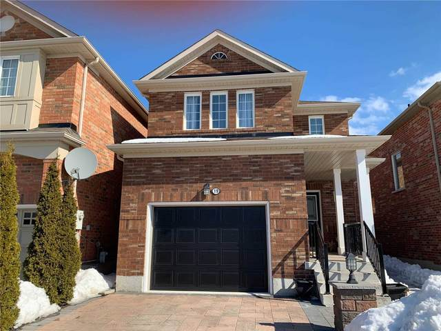 19 Coronet St, Whitchurch-Stouffville, ON L4A 0X8 (#N5129842) :: The Johnson Team