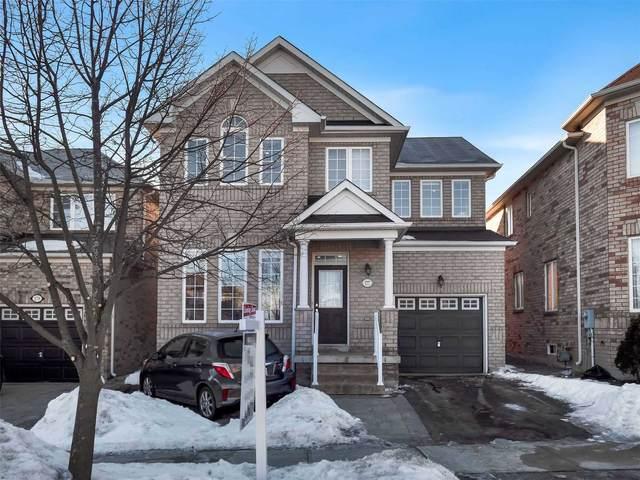 177 Edward Jeffreys Ave, Markham, ON L6E 2A4 (MLS #N5130255) :: Forest Hill Real Estate Inc Brokerage Barrie Innisfil Orillia