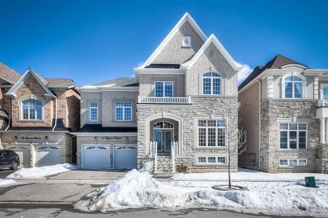 56 Wozniak Cres, Markham, ON L6E 0L4 (MLS #N5130283) :: Forest Hill Real Estate Inc Brokerage Barrie Innisfil Orillia
