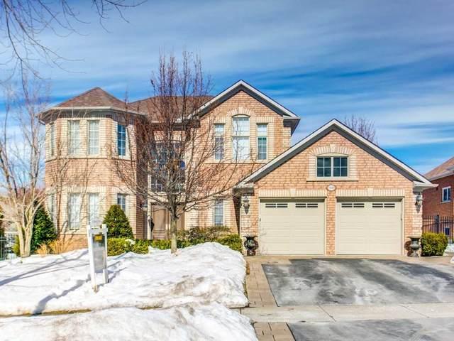 160 Laurentian Blvd, Vaughan, ON L6A 2V6 (MLS #N5130670) :: Forest Hill Real Estate Inc Brokerage Barrie Innisfil Orillia