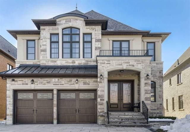 52 Hogan Crt, King, ON L7B 0M1 (MLS #N5130673) :: Forest Hill Real Estate Inc Brokerage Barrie Innisfil Orillia