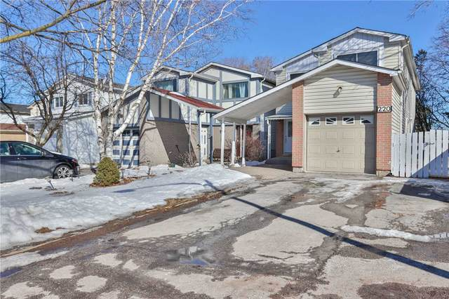 220 Simonston Blvd, Markham, ON L3T 4M2 (MLS #N5130992) :: Forest Hill Real Estate Inc Brokerage Barrie Innisfil Orillia