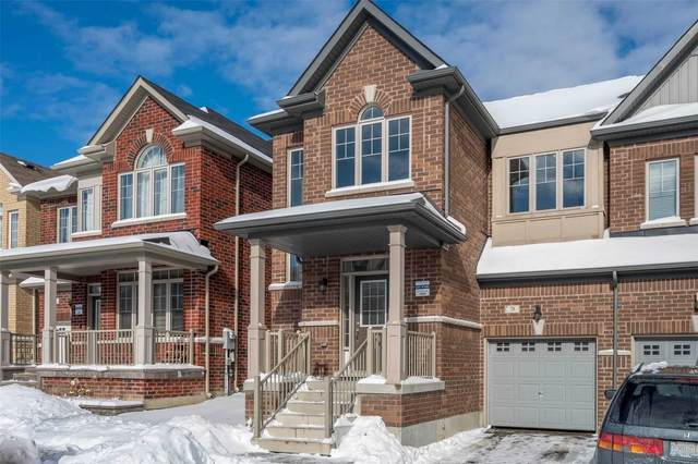 78 Henry Bauer Ave, Markham, ON L6C 0T1 (MLS #N5131024) :: Forest Hill Real Estate Inc Brokerage Barrie Innisfil Orillia