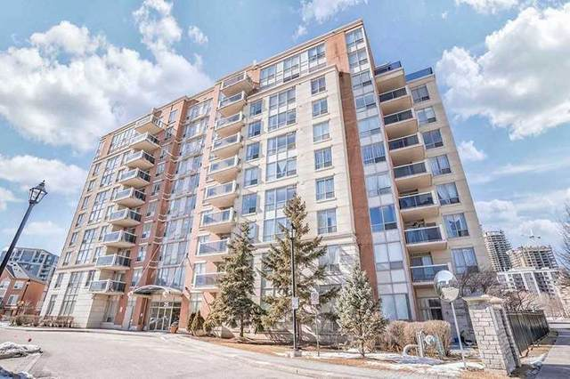 25 Times Ave #1008, Markham, ON L3T 7X5 (MLS #N5131076) :: Forest Hill Real Estate Inc Brokerage Barrie Innisfil Orillia