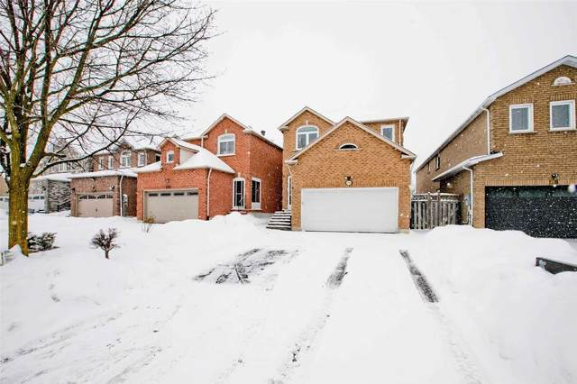 130 Mary Pearson Dr, Markham, ON L3S 3E9 (MLS #N5131113) :: Forest Hill Real Estate Inc Brokerage Barrie Innisfil Orillia