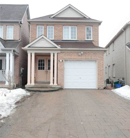 31 Guinevere Rd, Markham, ON L3S 4S9 (MLS #N5131139) :: Forest Hill Real Estate Inc Brokerage Barrie Innisfil Orillia
