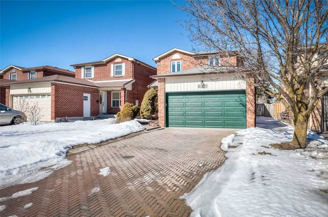 108 Bendamere Cres, Markham, ON L3P 6X6 (MLS #N5131155) :: Forest Hill Real Estate Inc Brokerage Barrie Innisfil Orillia