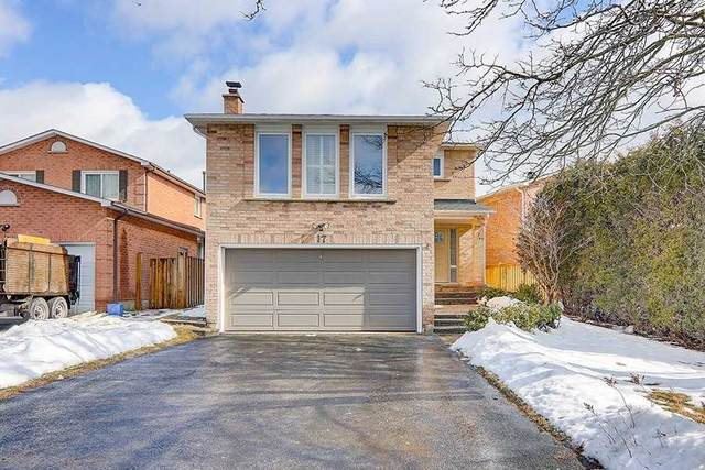 17 Michener Cres, Markham, ON L3P 6H4 (MLS #N5131157) :: Forest Hill Real Estate Inc Brokerage Barrie Innisfil Orillia