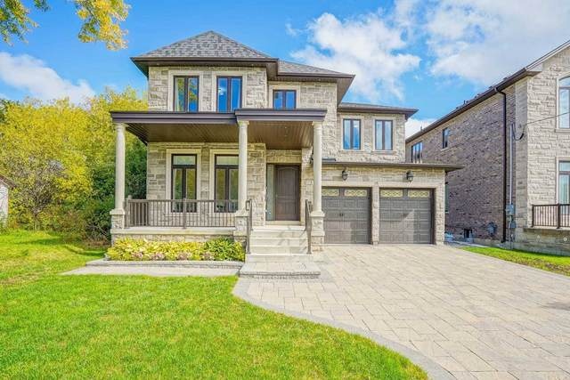 153 Lawrence Ave, Richmond Hill, ON L4C 1Z4 (MLS #N5131182) :: Forest Hill Real Estate Inc Brokerage Barrie Innisfil Orillia