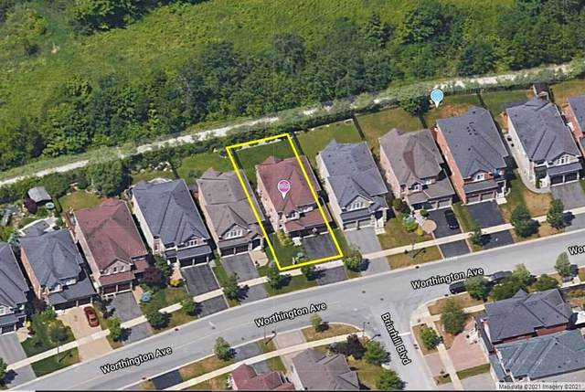 366 Worthington Ave, Richmond Hill, ON L4E 4S3 (MLS #N5131205) :: Forest Hill Real Estate Inc Brokerage Barrie Innisfil Orillia