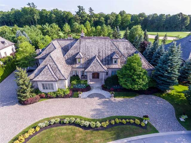 5 Awesome Again Lane, Aurora, ON L4G 7Y7 (MLS #N5131251) :: Forest Hill Real Estate Inc Brokerage Barrie Innisfil Orillia