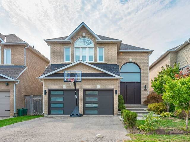 104 Macarthur Dr, Vaughan, ON L4J 8J6 (MLS #N5131275) :: Forest Hill Real Estate Inc Brokerage Barrie Innisfil Orillia