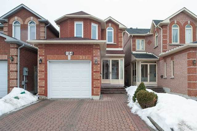 184 Milliken Meadows Dr, Markham, ON L3R 0V6 (MLS #N5131596) :: Forest Hill Real Estate Inc Brokerage Barrie Innisfil Orillia