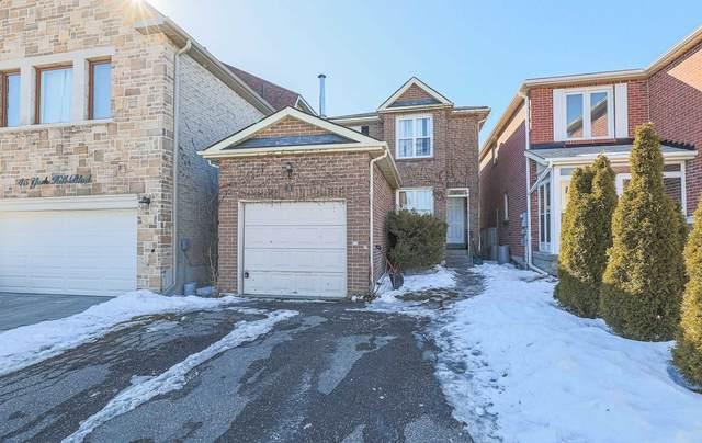 41 York Hill Blvd, Vaughan, ON L4J 6X5 (MLS #N5131660) :: Forest Hill Real Estate Inc Brokerage Barrie Innisfil Orillia