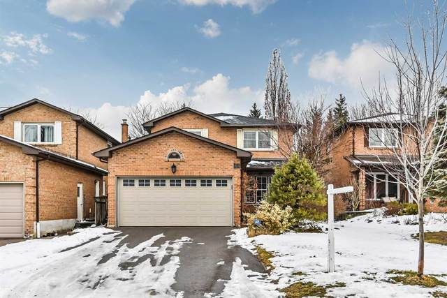 38 Colonel Butler Dr, Markham, ON L3P 6B4 (MLS #N5132057) :: Forest Hill Real Estate Inc Brokerage Barrie Innisfil Orillia