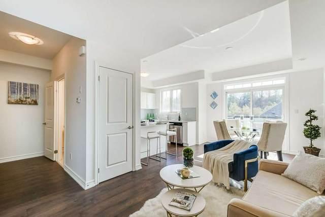 196 Pine Grove Rd #11, Vaughan, ON L4L 1X3 (MLS #N5132178) :: Forest Hill Real Estate Inc Brokerage Barrie Innisfil Orillia
