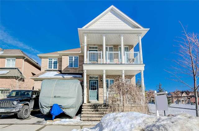21 Wheatsheaf St, Richmond Hill, ON L4E 5B3 (MLS #N5132253) :: Forest Hill Real Estate Inc Brokerage Barrie Innisfil Orillia