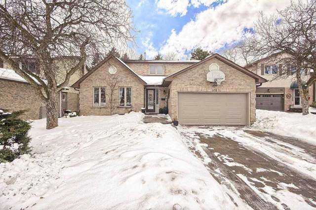 879 Arnold Cres, Newmarket, ON L3Y 2E4 (MLS #N5132880) :: Forest Hill Real Estate Inc Brokerage Barrie Innisfil Orillia