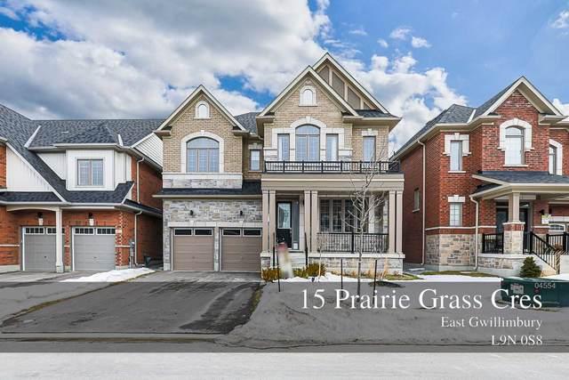 15 Prairie Grass Cres, East Gwillimbury, ON L9N 0S8 (MLS #N5132930) :: Forest Hill Real Estate Inc Brokerage Barrie Innisfil Orillia