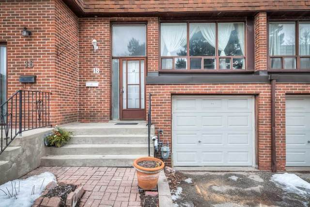 18 Stately Way, Markham, ON L3T 3Z8 (MLS #N5132940) :: Forest Hill Real Estate Inc Brokerage Barrie Innisfil Orillia