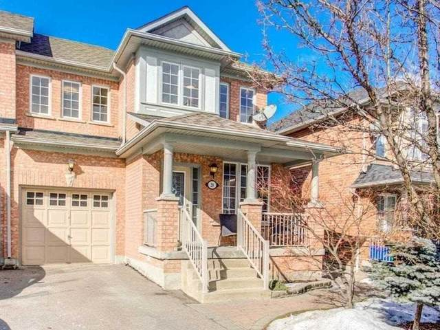 20 Prince Patrick Ave, Richmond Hill, ON L4C 4T3 (MLS #N5133096) :: Forest Hill Real Estate Inc Brokerage Barrie Innisfil Orillia