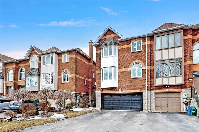 70 Thornway Ave, Vaughan, ON L4J 7Z5 (MLS #N5133125) :: Forest Hill Real Estate Inc Brokerage Barrie Innisfil Orillia