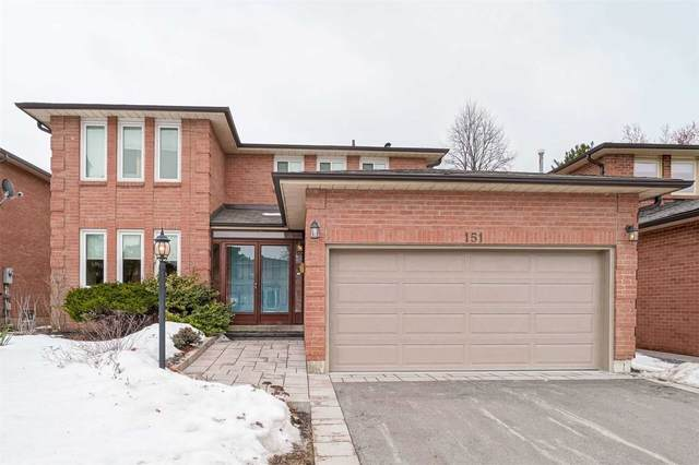 151 Larkin Ave, Markham, ON L3P 4Y4 (MLS #N5133132) :: Forest Hill Real Estate Inc Brokerage Barrie Innisfil Orillia