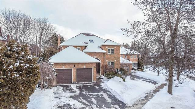 55 Owl's Foot Cres, Aurora, ON L4G 5Z9 (MLS #N5133150) :: Forest Hill Real Estate Inc Brokerage Barrie Innisfil Orillia
