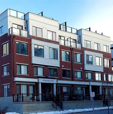 500 Alex Gardner Circ #101, Aurora, ON L4G 3G5 (MLS #N5133216) :: Forest Hill Real Estate Inc Brokerage Barrie Innisfil Orillia