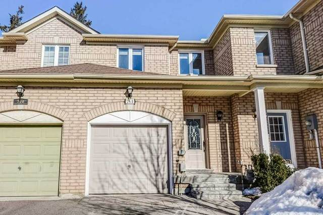 268 Tom Taylor Cres, Newmarket, ON L3X 3E8 (MLS #N5133273) :: Forest Hill Real Estate Inc Brokerage Barrie Innisfil Orillia