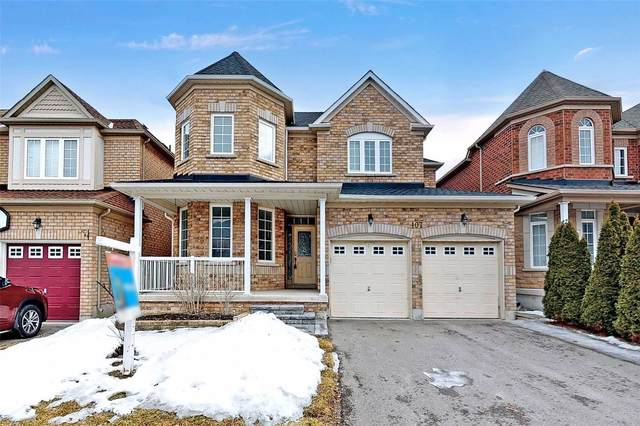 107 Chasser Dr, Markham, ON L6E 1S7 (MLS #N5133410) :: Forest Hill Real Estate Inc Brokerage Barrie Innisfil Orillia