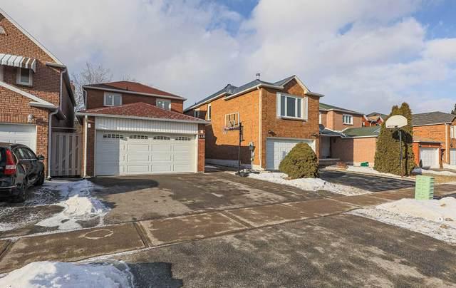 448 Conley St, Vaughan, ON L4J 6T5 (MLS #N5133446) :: Forest Hill Real Estate Inc Brokerage Barrie Innisfil Orillia